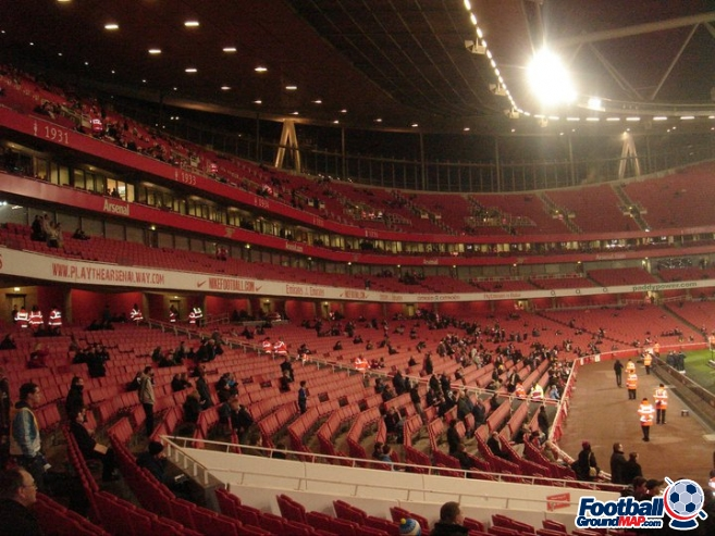 A photo of The Emirates Stadium uploaded by facebook-user-79569