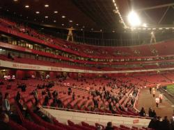 An image of The Emirates Stadium uploaded by facebook-user-79569