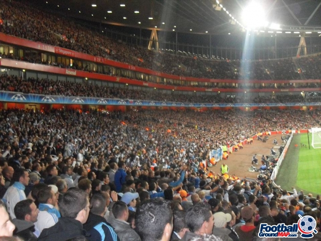 A photo of The Emirates Stadium uploaded by facebook-user-100186