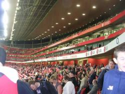 An image of The Emirates Stadium uploaded by stuff10