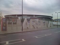An image of The Emirates Stadium uploaded by facebook-user-76956