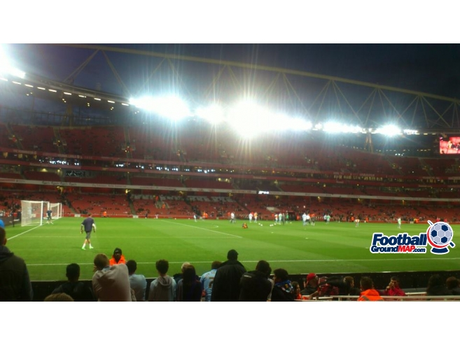 A photo of The Emirates Stadium uploaded by ccfc4life