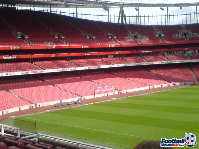 A photo of The Emirates Stadium uploaded by skerr44