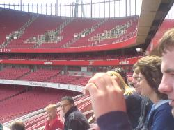 An image of The Emirates Stadium uploaded by skerr44