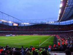 An image of The Emirates Stadium uploaded by smithybridge-blue