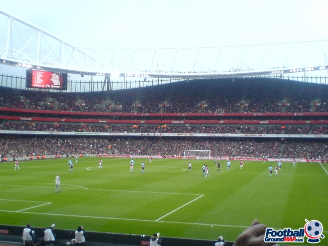 A photo of The Emirates Stadium uploaded by facebook-user-66963