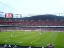 An image of The Emirates Stadium uploaded by facebook-user-66963