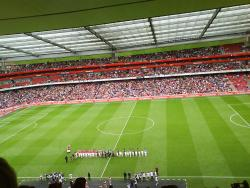 An image of The Emirates Stadium uploaded by facebook-user-85885