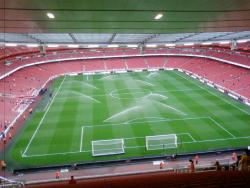 An image of The Emirates Stadium uploaded by facebook-user-90844