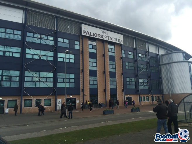 A photo of The Falkirk Stadium uploaded by 36niltv