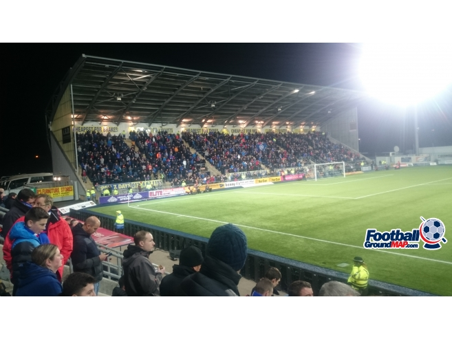 A photo of The Falkirk Stadium uploaded by biscuitman88
