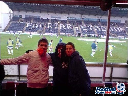 A photo of The Falkirk Stadium uploaded by AdiDassler