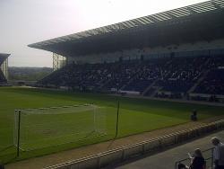 The Falkirk Stadium