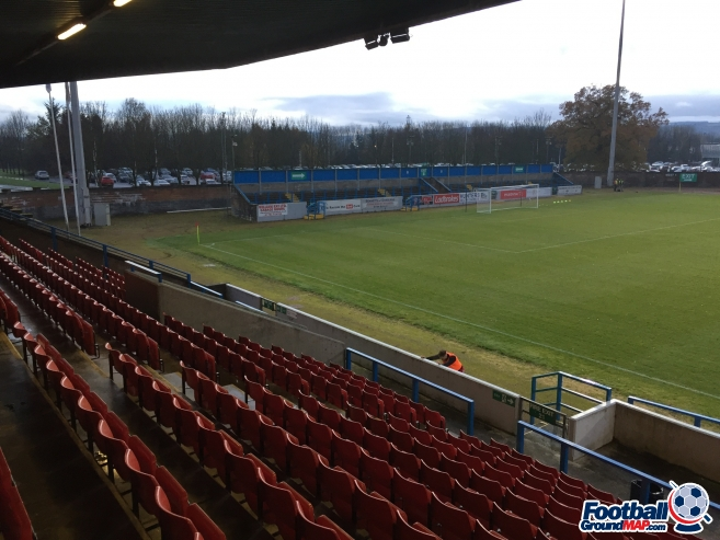 A photo of The Forthbank Stadium uploaded by 36niltv