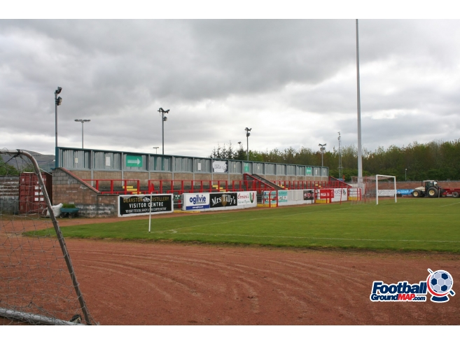 A photo of The Forthbank Stadium uploaded by johnwickenden