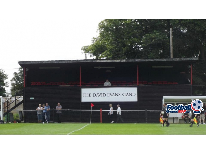 A photo of The Grass Roots Stadium uploaded by davielaird