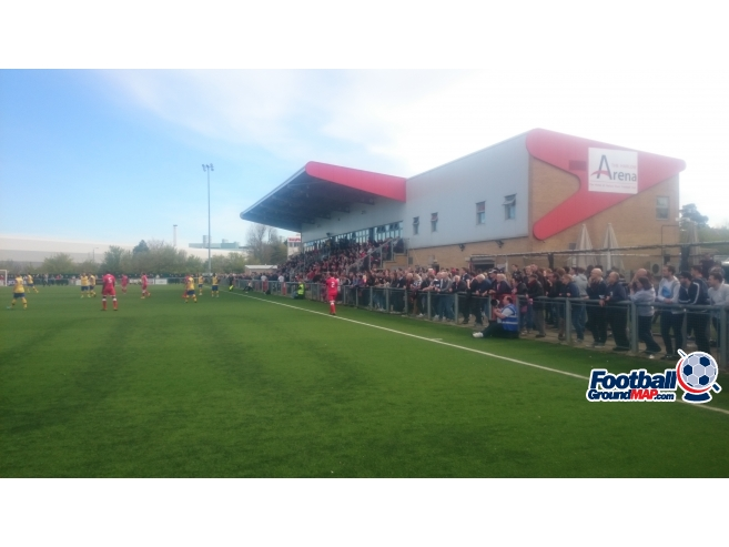 A photo of The Harlow Arena (Barrows Farm) uploaded by biscuitman88