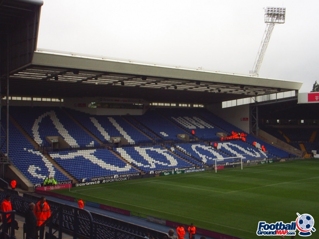 A photo of The Hawthorns uploaded by wbamorty