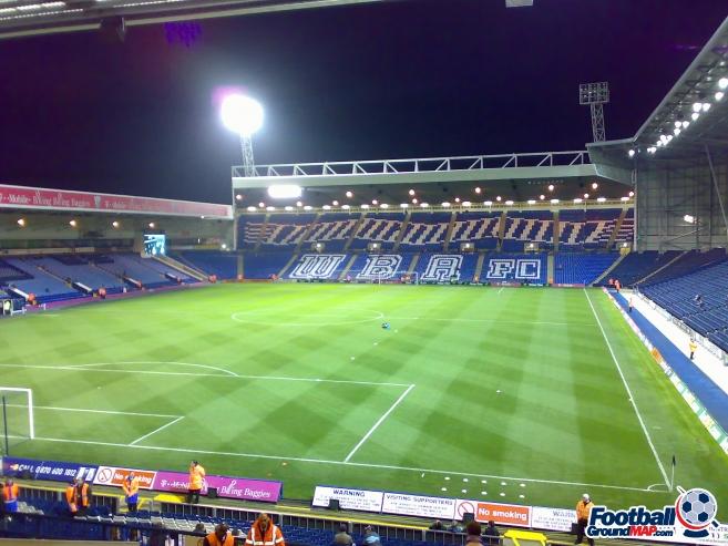 Photos of The Hawthorns - Football Ground Map