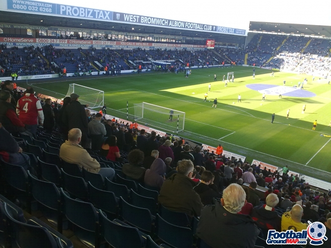 A photo of The Hawthorns uploaded by lazymedia