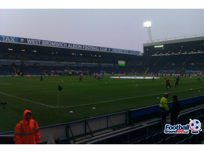 A photo of The Hawthorns uploaded by peter-tucker