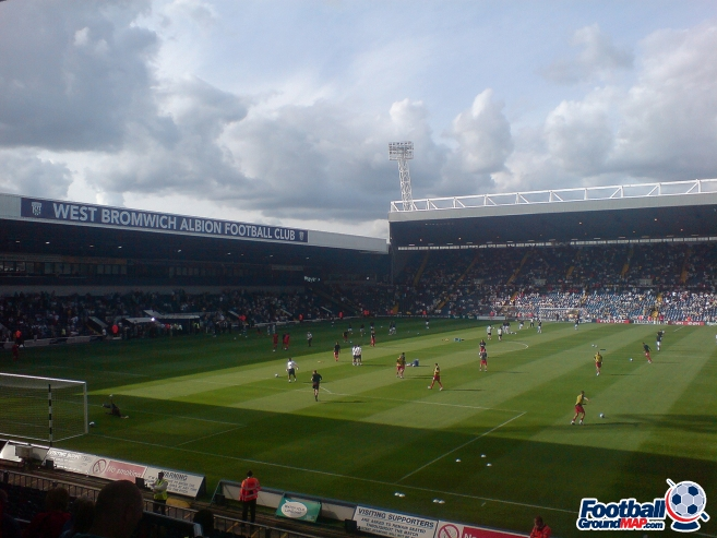 A photo of The Hawthorns uploaded by facebook-user-90651