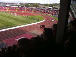 The International Stadium