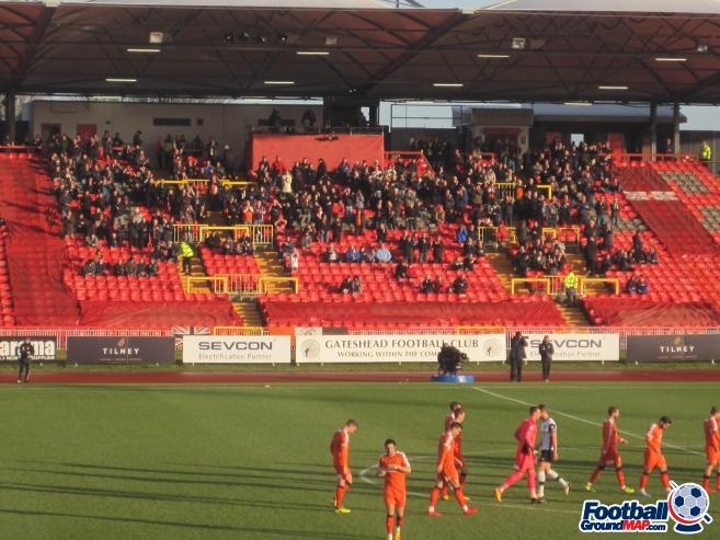 A photo of The International Stadium uploaded by captaindeltic55