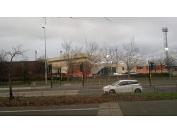 An image of The International Stadium uploaded by phibar