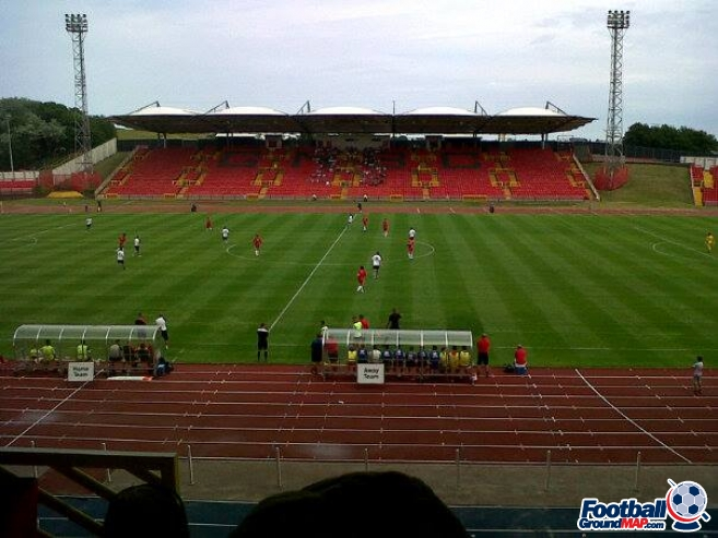 A photo of The International Stadium uploaded by leecalder