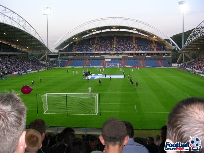 A photo of The John Smith's Stadium uploaded by stuff10