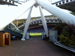 An image of The John Smith's Stadium uploaded by facebook-user-90348
