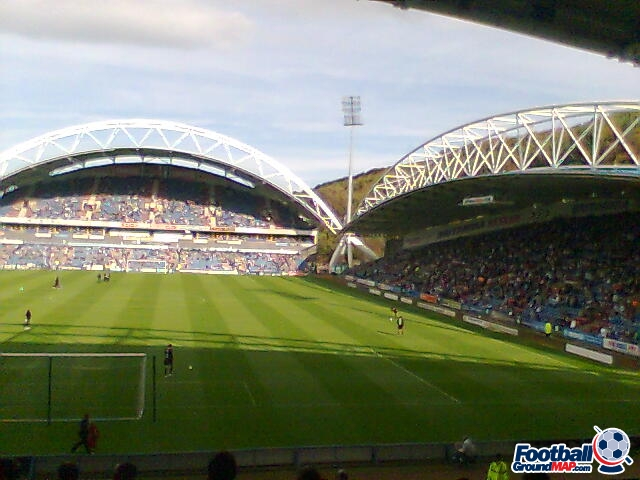 A photo of The John Smith's Stadium uploaded by facebook-user-91732