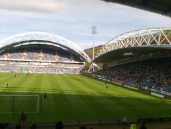 An image of The John Smith's Stadium uploaded by facebook-user-91732