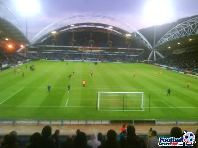 A photo of The John Smith's Stadium uploaded by facebook-user-92338