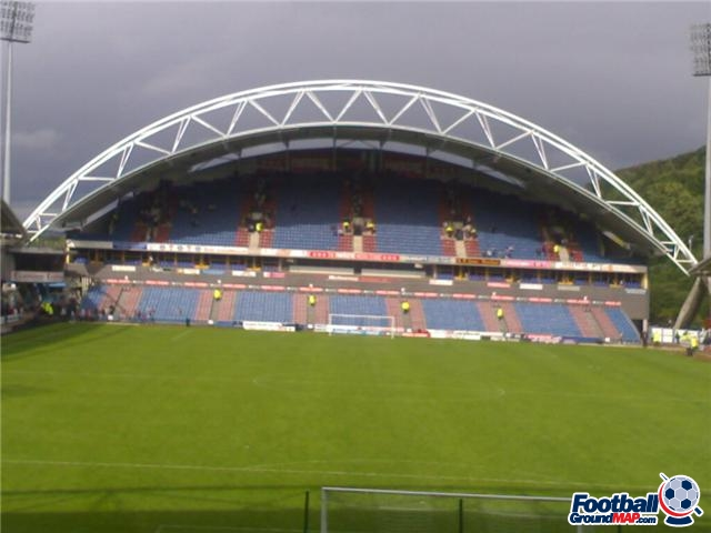 A photo of The John Smith's Stadium uploaded by facebook-user-88337