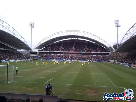 A photo of The John Smith's Stadium uploaded by facebook-user-54167