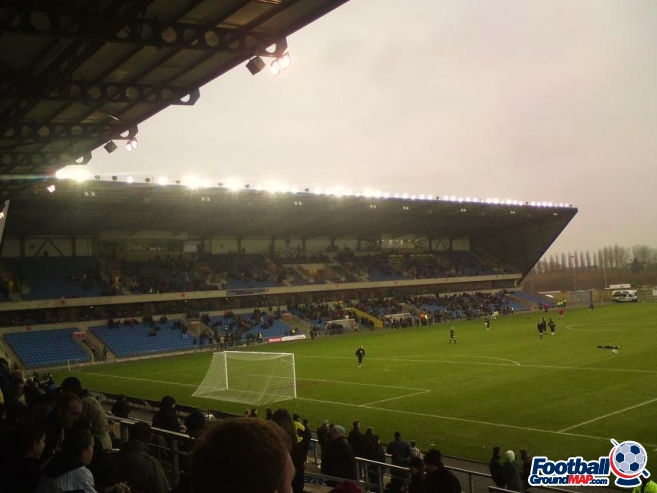 A photo of The Kassam Stadium uploaded by cls14