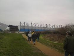 An image of The Kassam Stadium uploaded by cls14