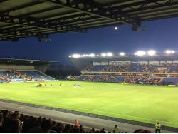An image of The Kassam Stadium uploaded by nickw1905