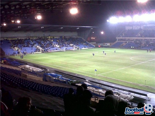 A photo of The Kassam Stadium uploaded by dansw19