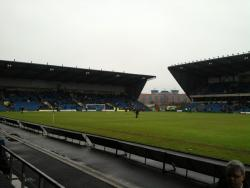 An image of The Kassam Stadium uploaded by scot-TFC