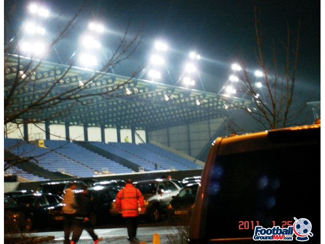 A photo of The Kassam Stadium uploaded by saintshrew