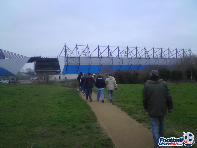 A photo of The Kassam Stadium uploaded by biscuitman88