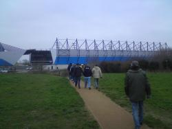 An image of The Kassam Stadium uploaded by biscuitman88