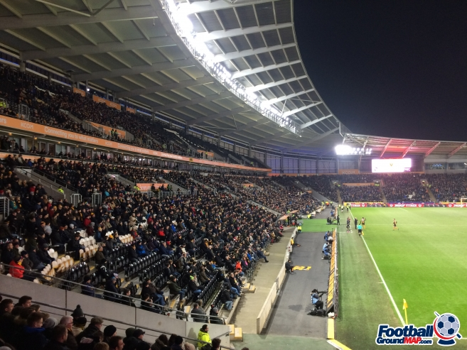 A photo of The KCOM Stadium uploaded by denboy62