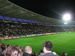 An image of The KCOM Stadium uploaded by stuff10