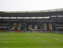 An image of The KCOM Stadium uploaded by facebook-user-88328