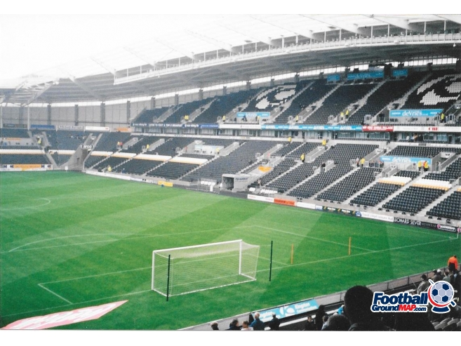 A photo of The KCOM Stadium uploaded by rampage
