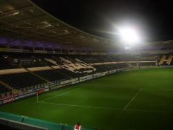 An image of The KCOM Stadium uploaded by facebook-user-55935